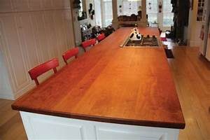 Refinishing a Cherry Wood Countertop - Extreme How To