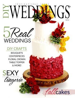 diy weddings magazine vol 21 issue get your digital copy