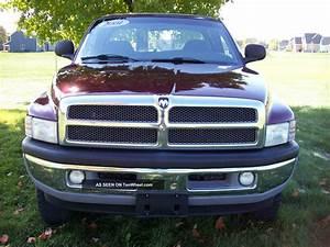 2001 Dodge Ram 2500 Quad Cab 4x4 Slt Manual Cummins Diesel