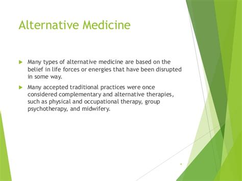 chapter 28 complementary and alternative medicine