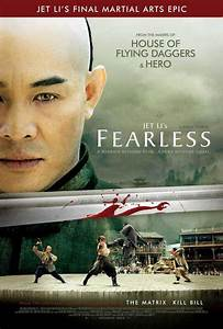 Fearless Movie Posters From Movie Poster Shop  Fearless
