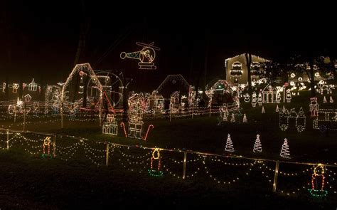 2016 christmas lights displays in nashville and middle
