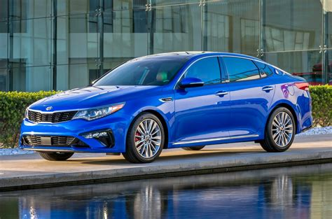 Midsize Refresh 2019 Kia Optima  The Truth About Cars