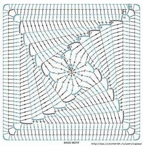 Trippy Hippy Crochet Afghan Pattern  U22c6 Crochet Kingdom