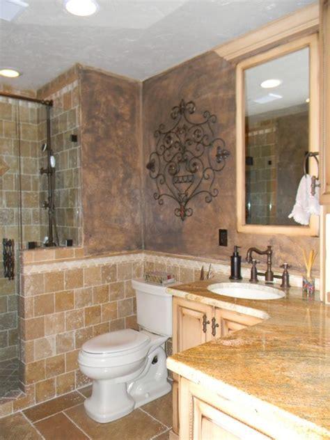tuscan bath mediterranean bathroom tampa