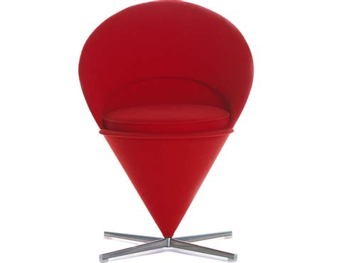 verner panton chaise verner panton cone chair hivemodern com