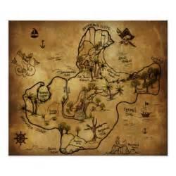Lost Treasure Maps