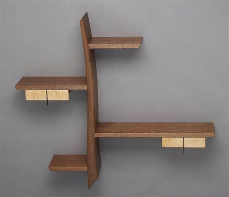 Wood Shelves by 15 Photo Of Handmade Wooden Shelves