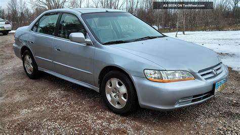 2001 Honda Accord by 2001 Honda Accord Ex