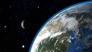 Germany. 3d Earth In Space - Zoom In On Germany Contoured ...
