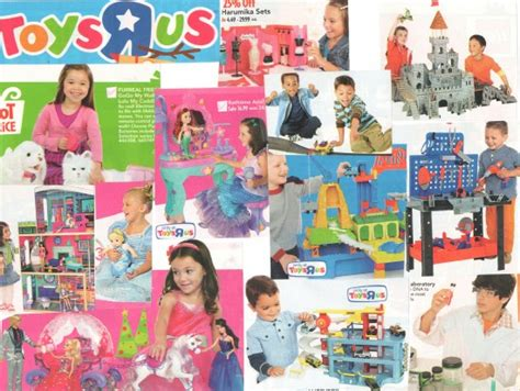 Gender In Toy Catalogs