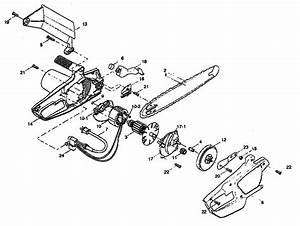 Remington Electric Chain Saw Parts