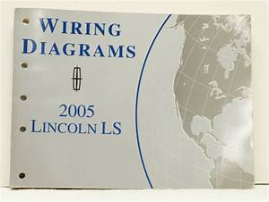 Oem 2005 Lincoln Ls Wiring Diagrams P  N Pg