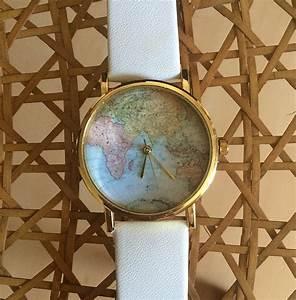 Armbanduhr Mit Weltkarte : armbanduhr mit weltkarte ~ Orissabook.com Haus und Dekorationen