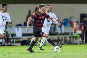 Men's soccer enters conference play in record fashion ...