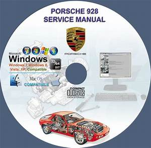 Porsche 928 Service Repair Manual Cd 1978