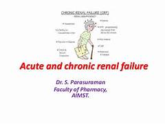 Acute and chronic rena...