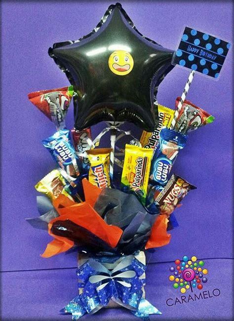arreglos de dulces para fiestas arreglo cumplea 241 os con dulces para hombre caramelo