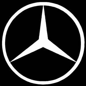 Mercedes Benz Emblem : mercedes benz vinyl decal car truck window sticker amg ~ Jslefanu.com Haus und Dekorationen