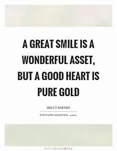Good Heart Quotes | Good Heart Sayings | Good Heart ...