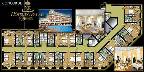 biarritz hotel du palais renovation des chambres