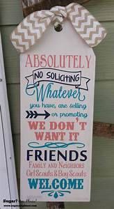 Absolutely No Soliciting