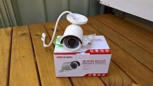 Diy Installing Hikvision Network Camera