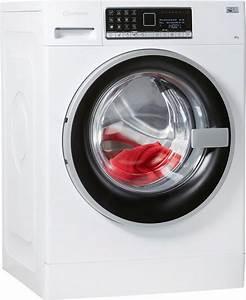 Waschmaschine 9 Kg : bauknecht waschmaschine wm dos 9 zen 9 kg 1400 u min automatische dosierung cleverdose online ~ Markanthonyermac.com Haus und Dekorationen