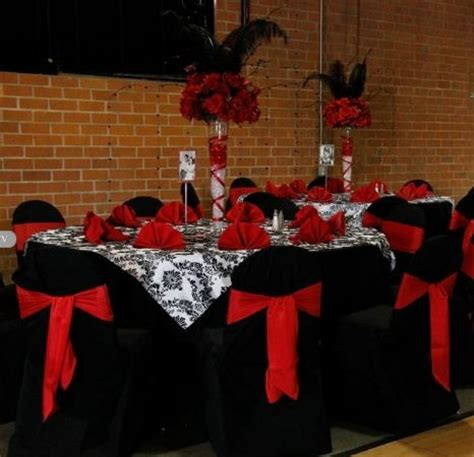 red and black table ls 105 best images about black red and white party ideas on