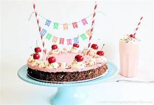 Erdbeer Milchshake Kuchen ⋆ Kindergeburtstag Planen de