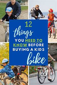 12 Things You Need To Know Before Buying A Kids Bike  In