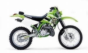 Kawasaki Motorcycle 1998 2004 Kdx200 Wiring Diagram