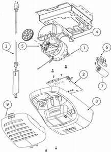 Genie Garage Door Opener Parts Diagram  U2013 Dandk Organizer