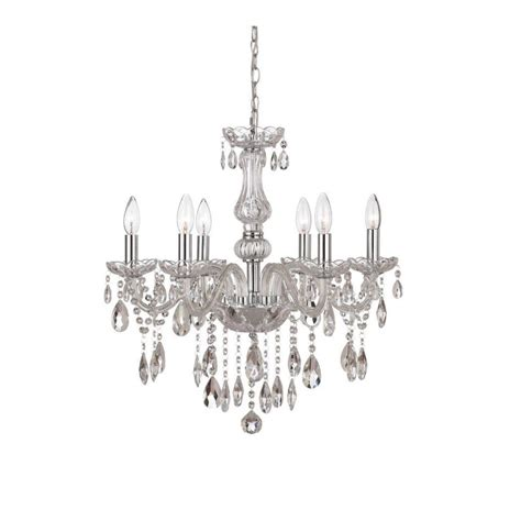 home depot chandeliers canada home decorators collection deamber collection 6 light