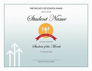 Student of the year award template wwwimgkidcom the for Student of the year certificate template