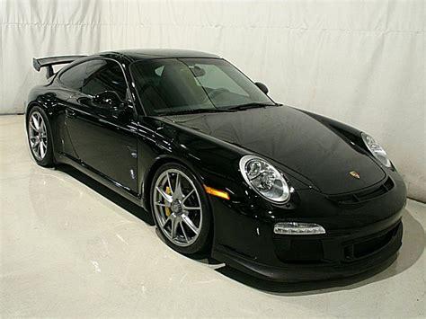 black porsche 911 gt3 2010 porsche 911 gt3 black black full leather pccb 39 s
