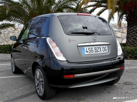 Decitres 2008 Lancia Ypsilon Sport Momo Design
