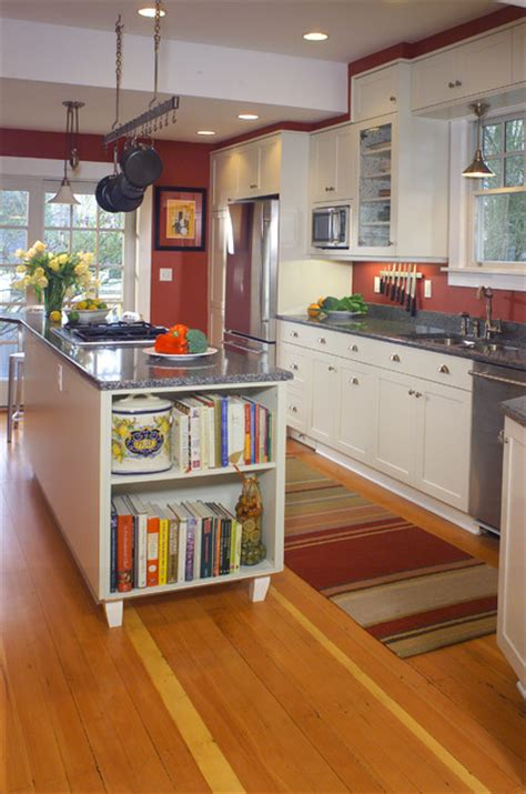 bookcase kitchen island island with built in bookcase and furniture 1759