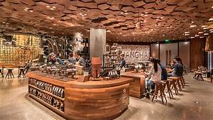 Starbucks Shanghai - World's Biggest Starbucks Best