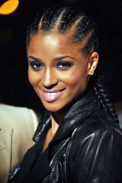Ciara Braided Hairstyles by 39 Best Images About Cornrows On