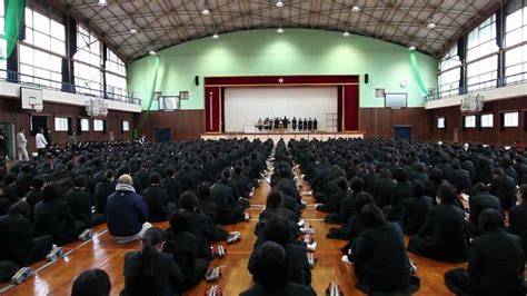 As in all constitutional democracies, in japan the constitution is the supreme law. A Day In The Life Of A Japanese Highschool Student - YouTube