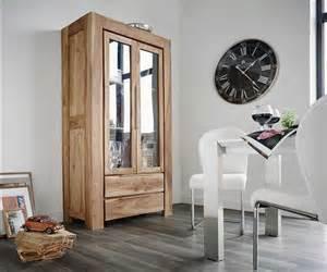 schrank designer glasvitrine günstig dass bestehen aus 2 glastüren und 2 schubladen komplett mit klassischem