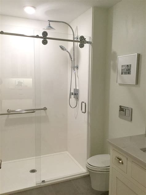 Cultured Marble Shower Pan