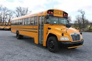 2016 Blue Bird Vision School Bus