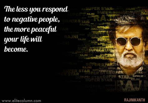 incredible superstar rajinikanth quotes elitecolumn