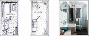 Tipps Für Kleine Bäder 4 Quadratmeter : 4 qm duschbad badezimmer ~ Frokenaadalensverden.com Haus und Dekorationen