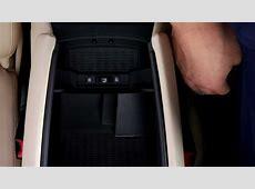 BMW Valet Parking Center Armrest Trunk Lock YouTube