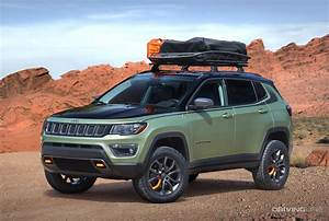 Unveiled: 2017 ... Jeep