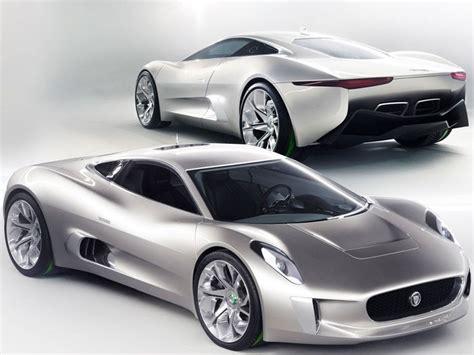 2010 Sport Cars by 2010 Jaguar Sport Cars Jaguar C X75 Erev Electric