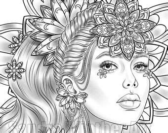 feather bookmarks  zentangle coloring page
